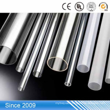 OEM services Colourful plastic pipe transparent pvc tube
