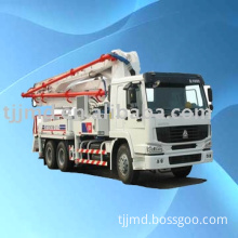 HOWO special type truck parts