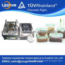 PP food lunch storage box moulds/food boxes mould manufacture/Plastic Food Keeping Fresh Box