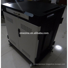 2016 ZMEZME the new shool laptop storage /charging trolleys/carts/cabinet