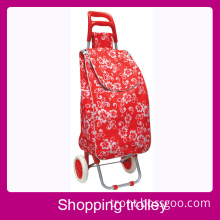 2016 fashion new design foldable shopping bag cart travel bags