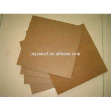 Tablero duro de 1220x2440x2.0mm / 2.3mm / 2.5mm y 3.2mm de color marrón oscuro