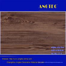 Imprägniern Sie bestes Qualitätsholz-zusammengesetzter Plastik WPC im Freienbodenbelag, fester hölzerner Bodenbelag, grauer hölzerner Fußboden