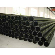 ISO4437 SDR11 Tubo de PEAD enterrado para combustível de gás natural