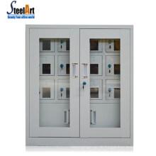 Unternehmen verwendet öffentlichen Handy-Ladestation Vending Restaurant Handy-Ladestation Metall Telefon Ladefach