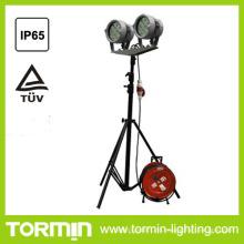 Trípode portátil de LED luz (ZW3530C)