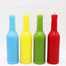 Cerveza de parafina de decoración de fiesta parafina perfumada vela