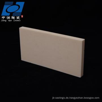 Kundenspezifische Brennplatte aus Aluminiumoxidkeramik