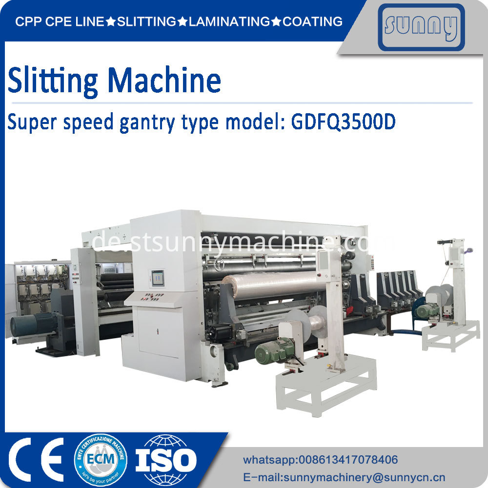 Slitting Machine 4