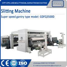 Jumboo Roll Slitting Machine
