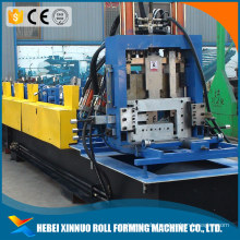 C Purlin Zinc Tile Post It Making Roll Forming Machine