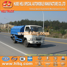 DONGFENG new style 5m3 4X2 95hp waste collecting truck cheap price good quality in China