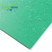 Blue Color Anti-Static Rubber Sheet Rubber Mat