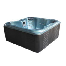 Outdoor Jacuzzi Whirlpool Bathtub Spa for 7 Persons, with US Balboa System