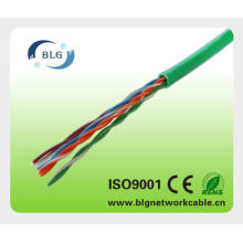 Best CCA/CU/CCS Cat5e ethernet lan cable with good price
