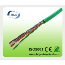 Лучший сетевой кабель Cat5e CCA / CU / CCS Ethernet с хорошей ценой