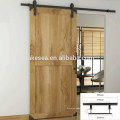 Custom Steel Sliding Barn Door Pull Handle with Mounting Screws