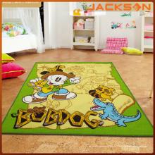 Polyester oder Nylon Kinderteppich