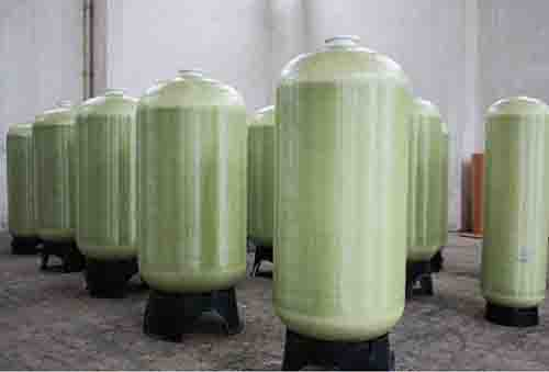 Pressure Vessels Storage Soft Water Tank