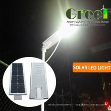 5W-60W tous dans une lampe de rue LED solaire avec Ce & RoHS