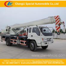 Foton 4*2 Crane Mounted Truck