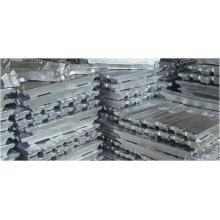 Lingote de zinco de alta qualidade Preço, Liga de zinco Lingote 99,99% por tonelada