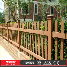 Solid Strong Plastic Fend Panel Fence Boards