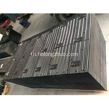 EAC Cooling Tower ทดแทน Cross Flow Film Fill
