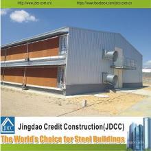Hangar de haute qualité de structure en acier