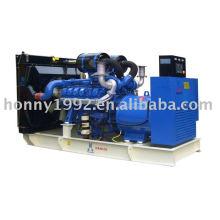 Generadores diesel de potencia de Doosan 550KW / 687.5KVA