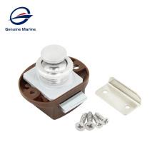 Genuine Marine nylon electric toilet compression latch privcay knob bumper lock