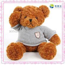 Strickpullover Plüsch Teddybär