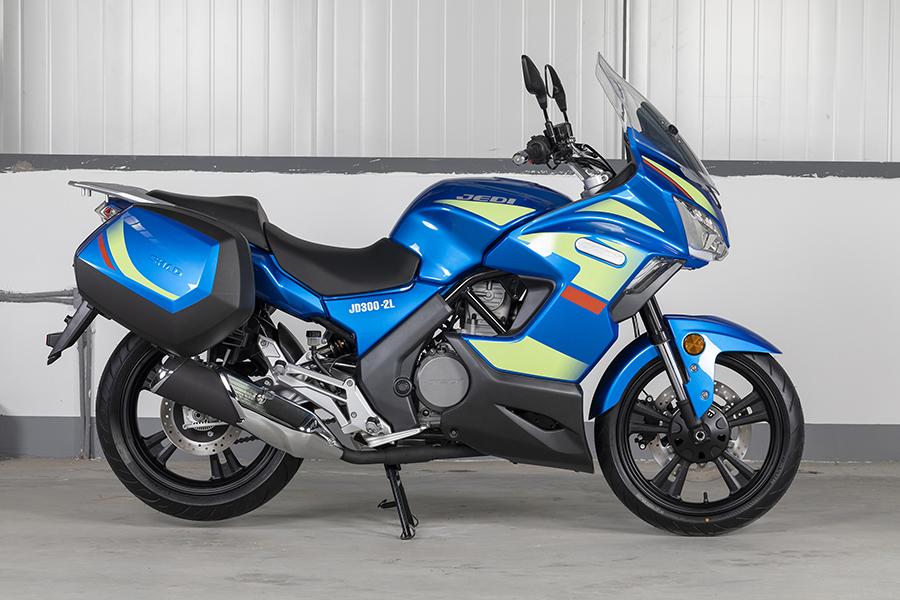 New Motorcycles 320cc