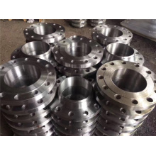 DN90 Forging Galvanized Steel Pipe Flange