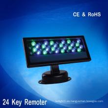 Venta al por mayor RGB LED al aire libre iluminación spot spot DMX 24V DC con 36pcs LEDs