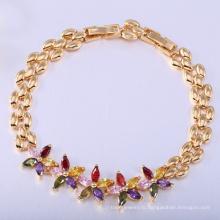 Новые модели золотой браслет,24k золотой браслет,Рождественский подарок