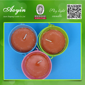Color+citronella+scented+candles+in+bulk