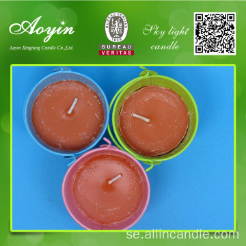Tealight Shape Citronella Candle Oil Candle