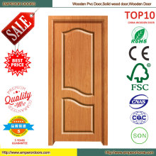 China Alibaba Commercial Used Wood PVC Door