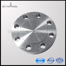 BS 4504 PN10 / 16 geschmiedeter Stahl Blindflansch