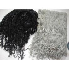 acrylic fashion shawl