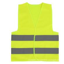 Size XS Yellow EN 1150 Safety vest for children