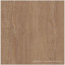 Plancher de vinyle de PVC de matériau de construction / tuile de plancher