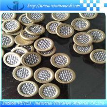 Disco de filtro de aço inoxidável 304