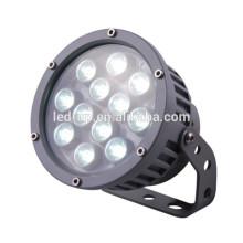 Nuevo DMX RGB LED se enciende 12W