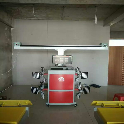 3d Four Wheel Alignment for Car