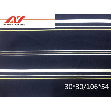 feuille de rayonne filée imprimée 30 * 30/106 * 54 150gsm 145cm