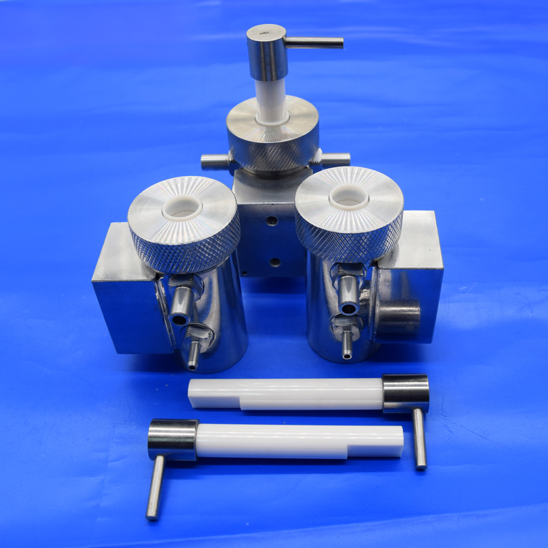 Zirconia Ceramic Valves Metallization