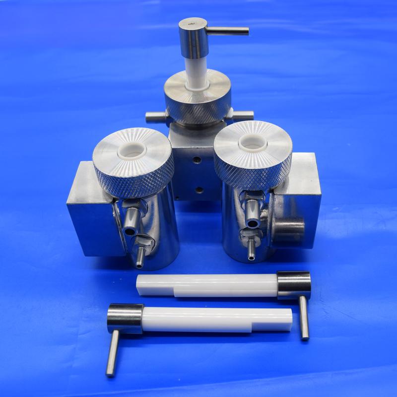 Zirconia Ceramic Valves Metallization