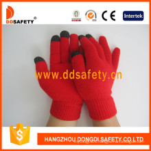 Red for iPhone Gloves Dkd431